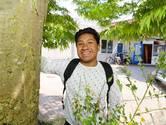Opgelucht én positief het lokaal uit: eerste examen zit er op in Sleeuwijk