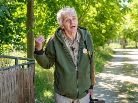 Karel Steur op missie in Renesse: 'Leg een coronaveilige doorgang aan tussen het transferium en het dorpscentrum'