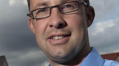 Kris Verduyckt als fractieleider van SAMEN sp.a