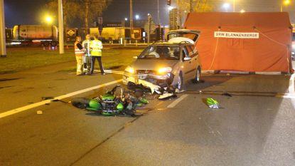 """Motorrijder (27) sterft na crash: """"We konden hem onmogelijk ontwijken"""""""