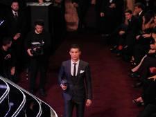 Cristiano Ronaldo gekozen tot 's werelds beste voetballer van het jaar