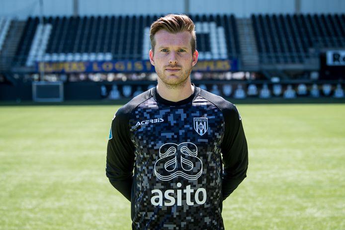 Michael Brouwer tekent voor drie jaar bij in Almelo.
