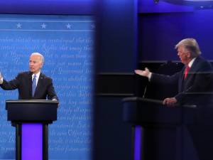 Covid-19, corruption, immigration: les moments forts de l'ultime débat Trump/Biden