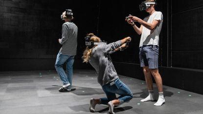"""Nu ook VR-attracties in The Jump Factory: """"Heropstart extra boost geven"""""""