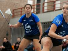 Badminton: einde competitie
