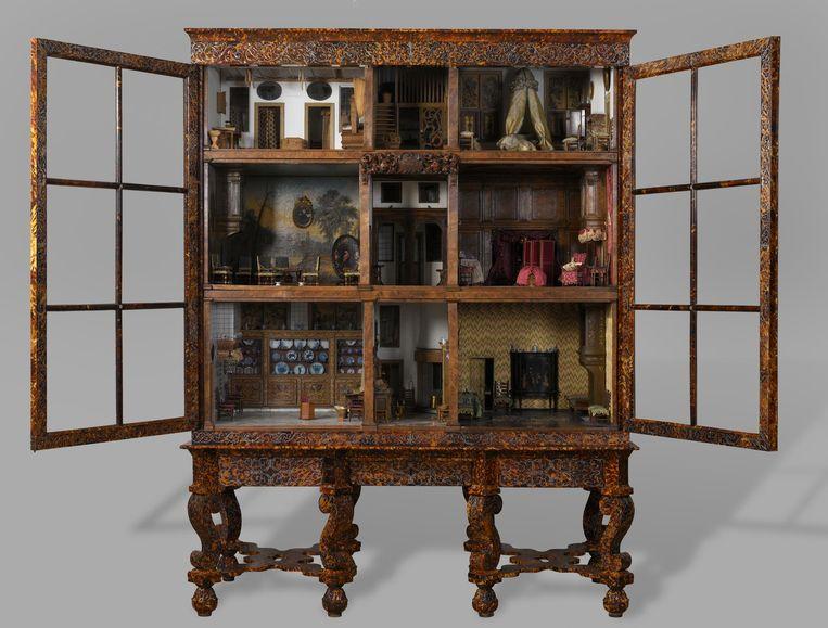 Het poppenhuis van Petronella Oortman. Beeld Rijksmuseum