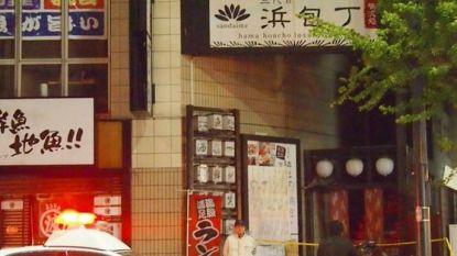 Japanner steekt vier leden van zelfde gezin neer: één meisje overleden