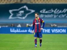 Koeman espère que la sanction de Messi sera réduite
