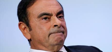 Topman Carlos Ghosn van Renault-Nissan-Mitsubishi verdacht van belastingontduiking