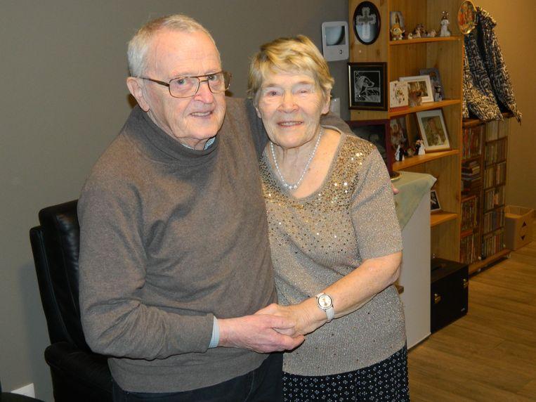 Albert en Liliane.