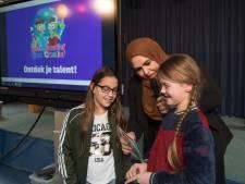Magazine met sportief en cultureel aanbod voor kinderen in Nijkerk