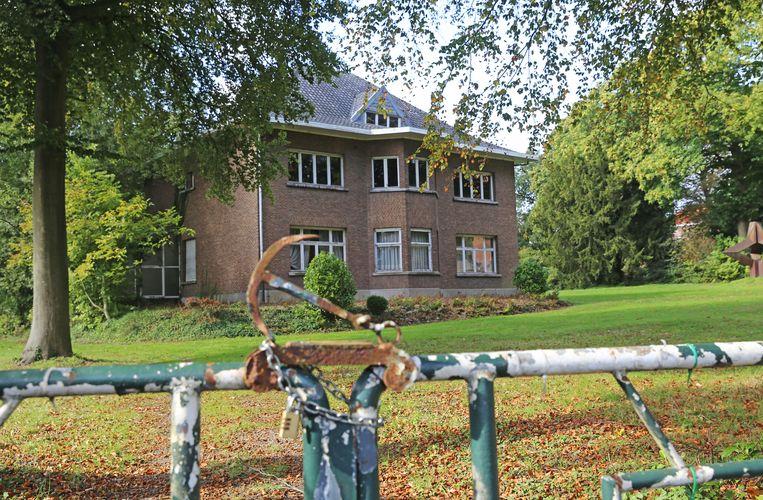 Villa Wambacq in Essene wordt verbouwd tot een hotel voor congrescentrum De Montil.