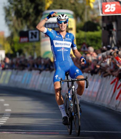 Roosen grijpt net naast de winst in Kampioenschap van Vlaanderen