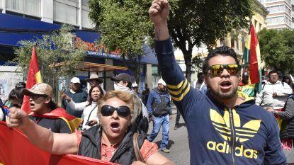 Protesten tegen nieuwe kandidatuur van Boliviaanse president Evo Morales