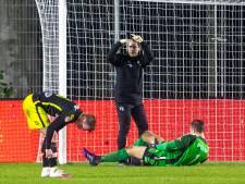 GA Eagles-doelman Michaelis maanden uit roulatie met blessure
