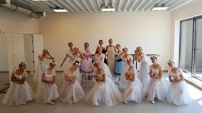 Balletschool An Van den Broeck heeft eigen stek