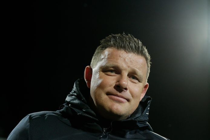 Coach John Stegeman