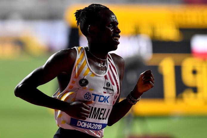 Spécialiste du 5000 et du 10.000 mètres, Isaac Kimeli s'attendait à la décision du CIO.