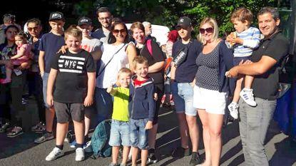 Sociaal Huis trakteert vijftig kansarme gezinnen uit Oudenaarde op dagje Bellewaarde