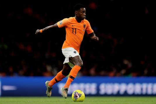 Quincy Promes.