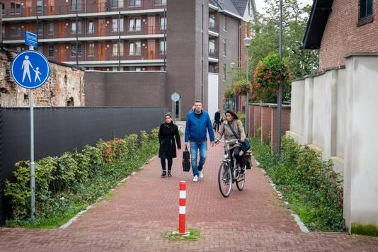 De anderhalf jaar geleden geopende Deursteek in Elst.