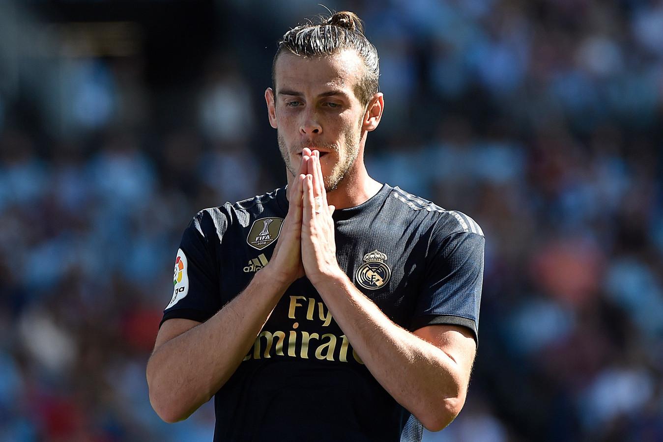 Gareth Bale is weer in genade aangenomen in Madrid. Tegen Celta leverde hij de assist op de 0-1 van Benzema.