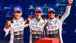 Winnaar Fernando Alonso alsnog gediskwalificeerd in Zes Uur van Silverstone