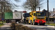 Fietsster naar UZ Gent na aanrijding met vrachtwagen