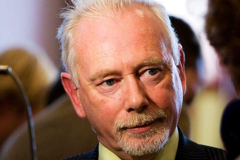 Wim Cornelis, burgemeester van Gouda (ANP) Beeld