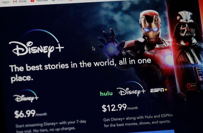 Disney + devrait être disponible en Belgique cette année.