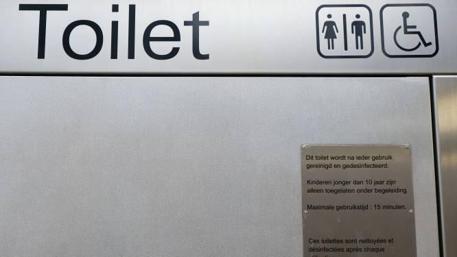 Open Vld pleit voor openbare toiletten tijdens lockdown