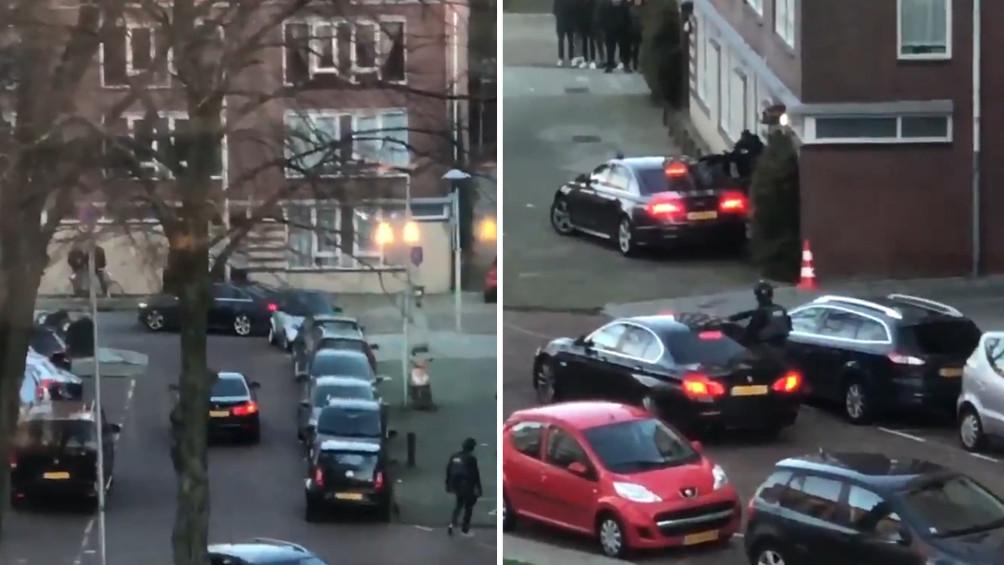 LIVE: In totaal drie verdachten aangehouden na schietpartij Utrecht