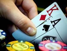 Negen aanhoudingen in illegaal gokpand