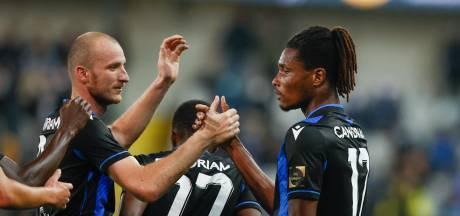 Club Brugge verslaat Cercle Brugge in stadsderby