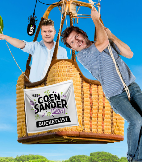 Coen & Sander de lucht in: 'Dit is nog nooit gedaan'