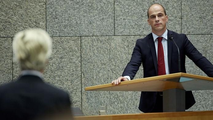 Diederik Samsom is sinds 2012 politiek leider van de PvdA