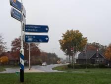 Rotondes in Weerselo en Tilligte vernield