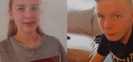 Grote zorgen om weggelopen Jessie (13) en Robin (12): ze zijn zeer beïnvloedbaar