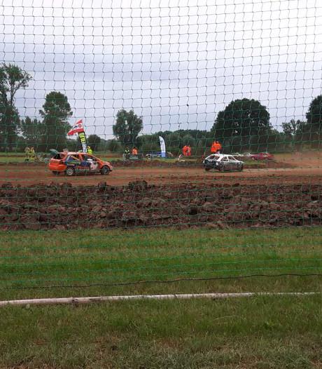 Veel belangstelling voor Autocross Masters Terwolde