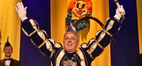 Prins Marcel leidt Malden door het nieuwe carnavalsjaar