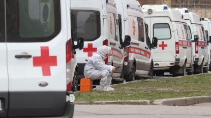 Al drie Russische dokters uit raam 'gevallen' na kritiek op overheidsaanpak coronacrisis