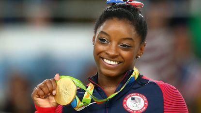 """Olympisch turnkampioene Simone Biles: """"Ik ben ook misbruikt"""""""