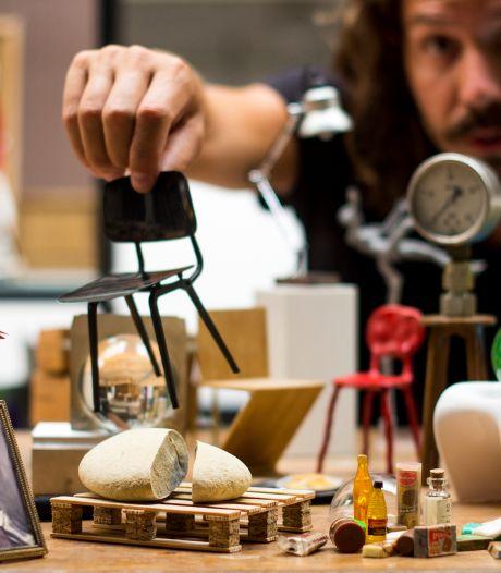Wat is Dat ? (4) Niels Hoebers: meester van de verbeelding