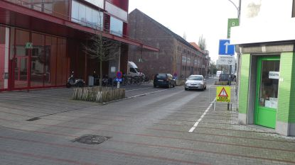 Nieuwe rijrichting Kalkhofstraat is nog even wennen