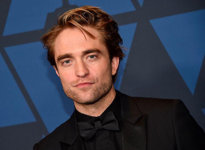 L'acteur britannique Robert Pattinson.