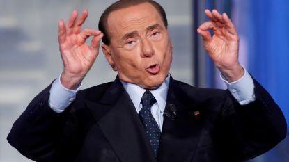 """Berlusconi: """"Migranten zijn misdadigers"""""""