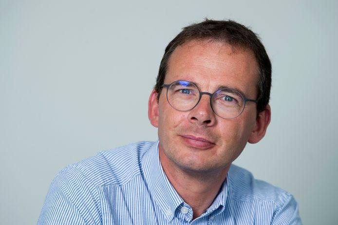 Vlaams minister voor volksgezondheid Wouter Beke (45)