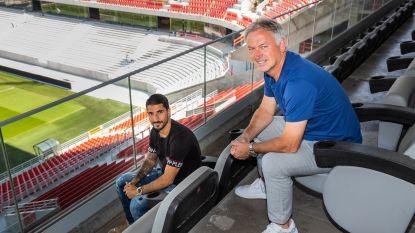 "Degryse interviewt Refaelov die na twee cupfinales met Club nu z'n eerste met Antwerp speelt: ""Man, vóór de lockdown waren wij hier zó klaar voor"""