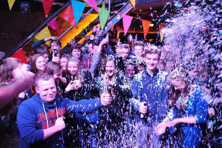 De Meetjeslandse jeugd is klaar voor een feestje.