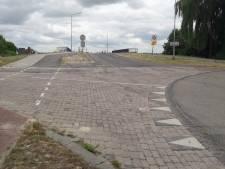 Gevaarlijke kruising Huizersdijk Zevenbergen: daar is dan eindelijk de aanpak